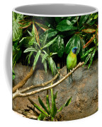 Tropical Bird 3 Coffee Mug