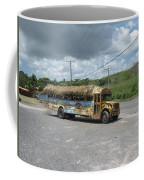 Tropical Bus Coffee Mug