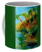 Tropical Canal Coffee Mug