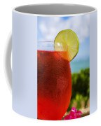 Tropical Cocktail Coffee Mug