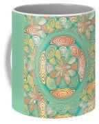 Tropical Color Abstract Coffee Mug