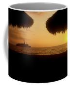 Tropical Cruise Coffee Mug