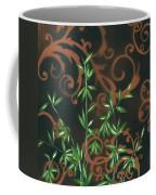 Tropical Dance 2 By Madart Coffee Mug