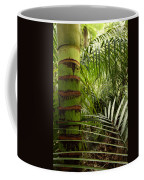 Tropical Forest Jungle Coffee Mug by Les Cunliffe