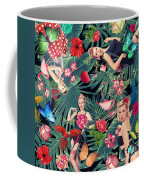 Tropical Fun Sexy  Coffee Mug