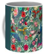 Tropical Fun Time  Coffee Mug by Mark Ashkenazi