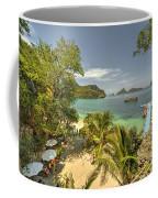 Tropical Harbour Coffee Mug