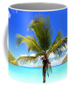 Tropical Island Coffee Mug