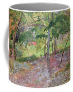Tropical Landscape Coffee Mug