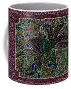 Tropical Lily 3 Coffee Mug