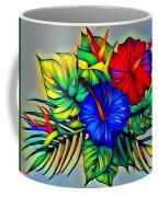 Tropical Neon Boutique  Coffee Mug