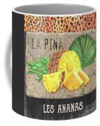 Tropical Palms 5 Coffee Mug