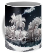 Tropical Paradise Infrared Coffee Mug