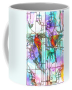 Tropical Reflections Coffee Mug