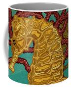 Tropical Seahorses Coffee Mug