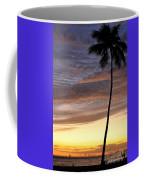 Tropical Silhouette Coffee Mug
