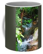 Tropical Stream Coffee Mug