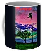 Tropical Trees Coffee Mug