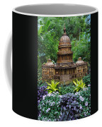 Tropical Us Capitol Coffee Mug