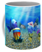 Tropical Vacation Under The Sea Coffee Mug