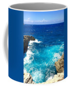 Trou Madame Coco, Grande Terre, Guadeloupe Coffee Mug