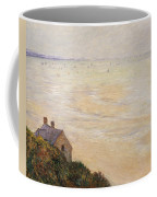 Trouville At Low Tide Coffee Mug