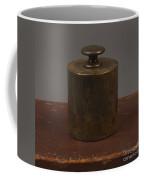 Troy Pound, 19th Century Coffee Mug
