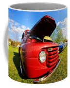 Truck Headlight Coffee Mug