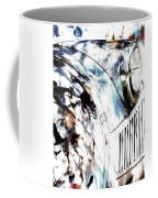 Truck In Dappled Sunlight Coffee Mug