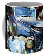 Truckin Coffee Mug by Debbi Granruth