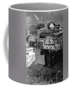 Trucks And Sky Coffee Mug