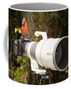 True Bird Photographer Coffee Mug