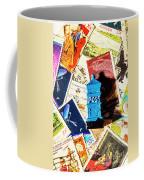 True Blue Postbox Coffee Mug
