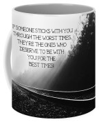True Friends Coffee Mug