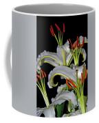 True Lilies Coffee Mug by Andy Za