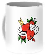 True Love Tattoo Coffee Mug