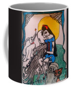 True Love's Kiss In Color Coffee Mug