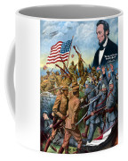 True Sons Of Freedom -- Ww1 Propaganda Coffee Mug