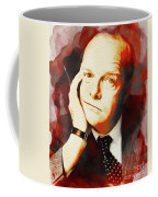 Truman Capote, Literary Legend Coffee Mug