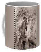 Trump A Dengerous A-hole Coffee Mug