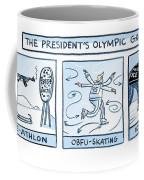 Trump Olympic Games Coffee Mug