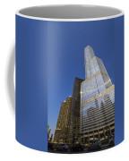 Trump Tower And Marina City Coffee Mug