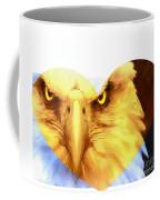 Trumped Gold On White Coffee Mug