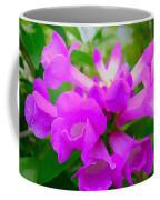 Trumpet Flower 1 Coffee Mug