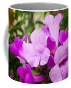 Trumpet Flower 10 Coffee Mug