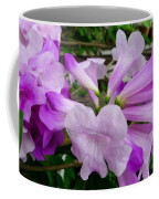 Trumpet Flower 11 Coffee Mug