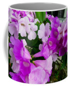 Trumpet Flower 2 Coffee Mug