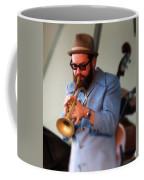 Trumpeter 1 Coffee Mug