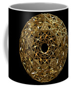 Truncated Hyper Dodecahedron Coffee Mug