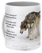Trust In Yourself Coffee Mug